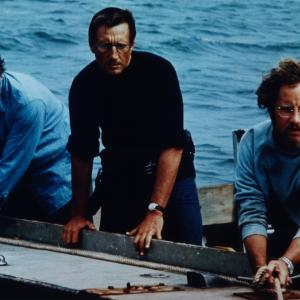 Richard Dreyfuss, Roy Scheider, Robert Shaw