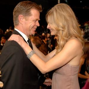 William H Macy and Kyra Sedgwick at event of 12th Annual Screen Actors Guild Awards 2006