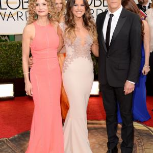 Kevin Bacon, Kyra Sedgwick, Sosie Bacon