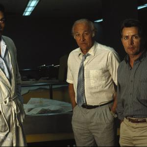 Still of Martin Sheen, Jimmy Smits and Robert Loggia in The Believers (1987)
