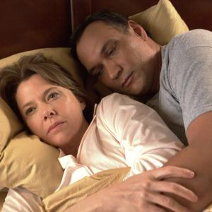 Still of Annette Bening and Jimmy Smits in Mother and Child (2009)