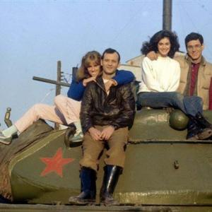 Bill Murray, Harold Ramis, Sean Young, P.J. Soles