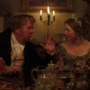 Timothy Spall, Eleanor Yates