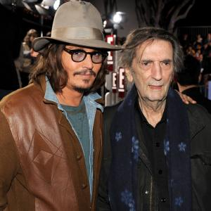 Johnny Depp, Harry Dean Stanton
