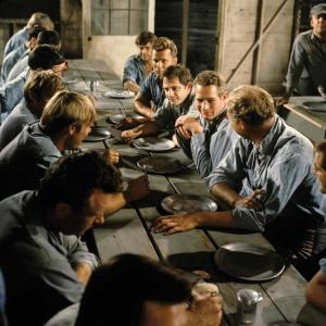 Paul Newman, George Kennedy, Harry Dean Stanton, Anthony Zerbe, J.D. Cannon, Richard Davalos, Norman Goodwins, Ralph Waite