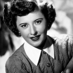 Barbara Stanwyck circa 1948