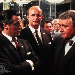 Still of Sylvester Stallone, Rod Steiger and Peter Boyle in F.I.S.T (1978)