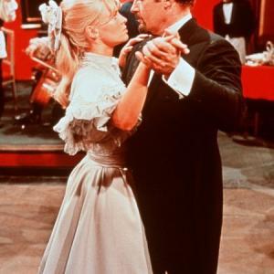 Still of Julie Christie and Rod Steiger in Doctor Zhivago (1965)