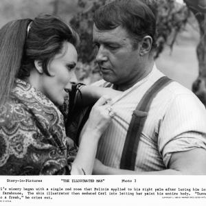 Still of Rod Steiger and Claire Bloom in The Illustrated Man (1969)