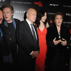 Al Pacino, Alan Arkin, Julianna Margulies, Christopher Walken, Fisher Stevens, Addison Timlin