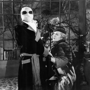 Claude Rains, Gloria Stuart