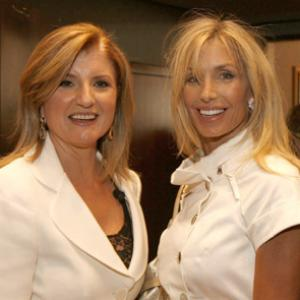 Heather Thomas, Arianna Huffington