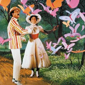 Julie Andrews, Dick Van Dyke