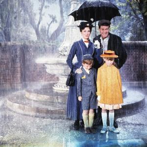 Julie Andrews, Dick Van Dyke, Karen Dotrice, Matthew Garber