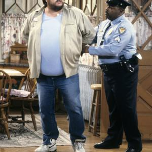 Reginald VelJohnson, Dennis Burkley