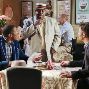 Reginald VelJohnson, Cress Williams, Scott Porter