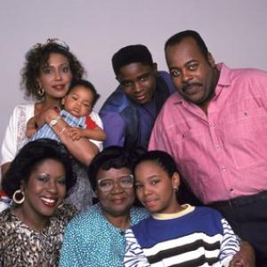Reginald VelJohnson, Telma Hopkins, Rosetta LeNoire, Darius McCrary, Jo Marie Payton, Kellie Shanygne Williams