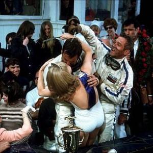 Winning Robert Wagner  Paul Newman 1969 Universal