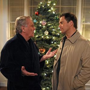 Robert Wagner, Michael Weatherly