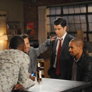 Damon Wayans, Max Greenfield, Lamorne Morris, Jake Johnson
