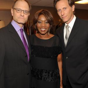 David Hyde Pierce, Steven Weber, Alfre Woodard