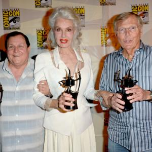 Adam West, Julie Newmar, Burt Ward