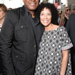 Forest Whitaker, Stephanie Allain