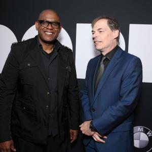 Forest Whitaker, Tom Ortenberg