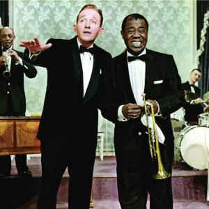Bing Crosby, Louis Armstrong