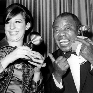 Barbra Streisand, Louis Armstrong