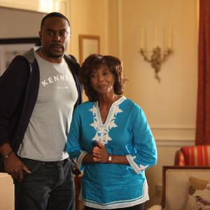 Margaret Avery, Richard Brooks