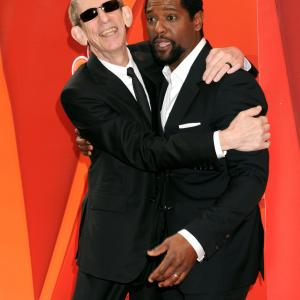 Richard Belzer, Blair Underwood