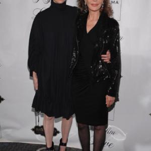Marisa Berenson and Tilda Swinton at event of Io sono l'amore (2009)