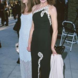 Marisa Berenson and her daughter, Scarlett
