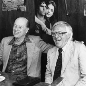 Ray Bradbury and Ray Harryhausen