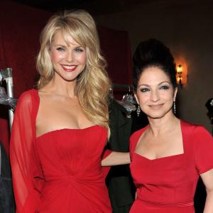 Christie Brinkley, Gloria Estefan