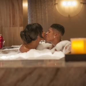 Naomi Campbell, Bryshere Y. Gray