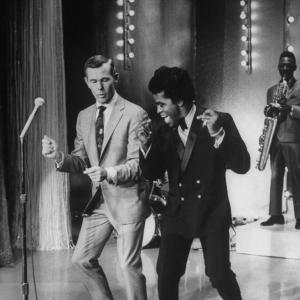 Johnny Carson, James Brown