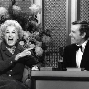 Johnny Carson, Phyllis Diller