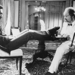 Still of Eddie Murphy and Randall Tex Cobb in The Golden Child 1986