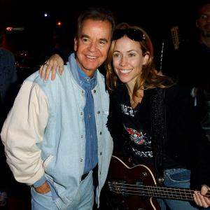 Sheryl Crow, Dick Clark