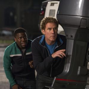 Still of Will Ferrell and Kevin Hart in Buk kietas 2015
