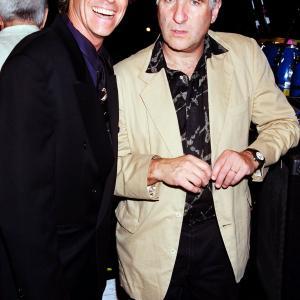 Jeff Conaway and Judd Hirsch
