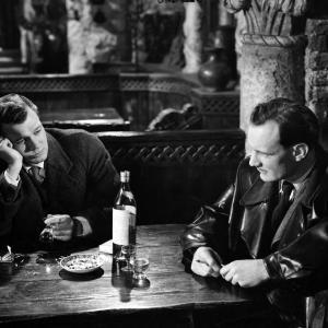 Still of Joseph Cotten and Trevor Howard in The Third Man 1949