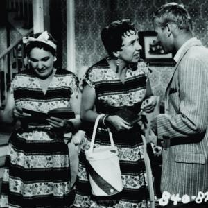 Tab Hunter, Jean Stapleton