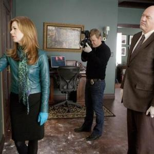 Dana Delany, John Carroll Lynch, Nic Bishop