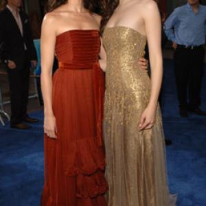 Emmy Rossum and Ma Maestro at event of Poseidon 2006