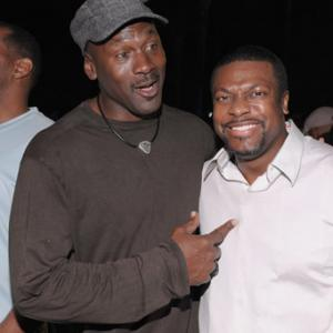 Chris Tucker, Michael Jordan