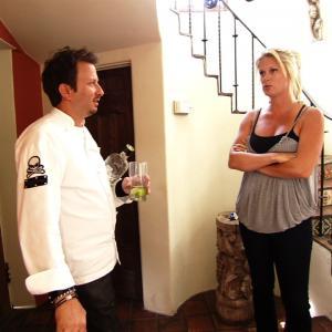 From the movie Jordon Saffron TASTE THIS! Rachel Hunter and Sergio Myers