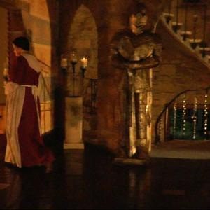 Roses gothic mansion from the short film Hold On2008 directed by Jackie Julio and Doug Olear